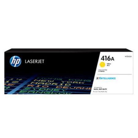 Hộp mực màu HP 416A (vàng) – Cho máy HP Color Laser M454dn/ M454dw/ M479fdw