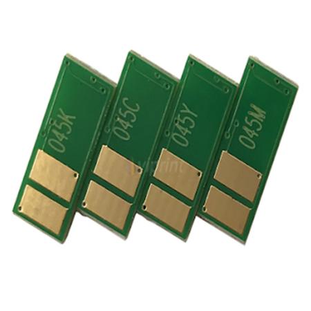 Bộ chip Canon LBP 611Cn/ 613Cdw/ MF631Cn/ 633Cdw/ 635Cx (BK/C/Y/M)