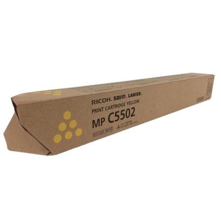 Hộp mực màu Ricoh MP C4502/ 5502/ 6502/ 4503/ 5503/ 6503 (vàng)
