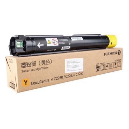 Hộp mực màu Xerox CT202491 (vàng) – Cho máy DC-V C2260/ C2263/ C2265