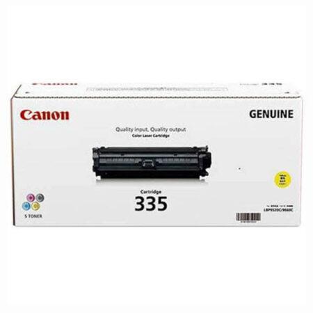 Hộp mực màu Canon 335Y (vàng) – Cho máy in Canon LBP 841Cdn/ 843Cx
